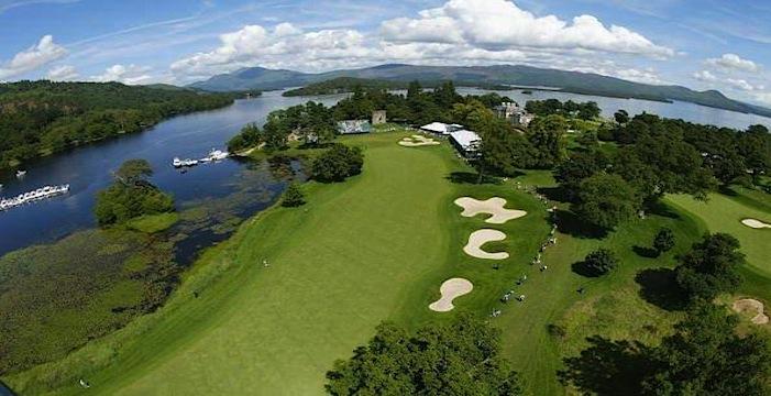 Luss Golf Course Image