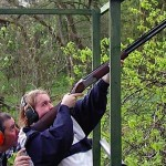 Shooting Clay Pigeons Trossachs Image