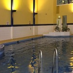 Swimming leisure centre Drymen Buchanan Arms hotel Image
